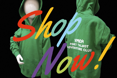 Buy YMCA Port Talbot hoodies