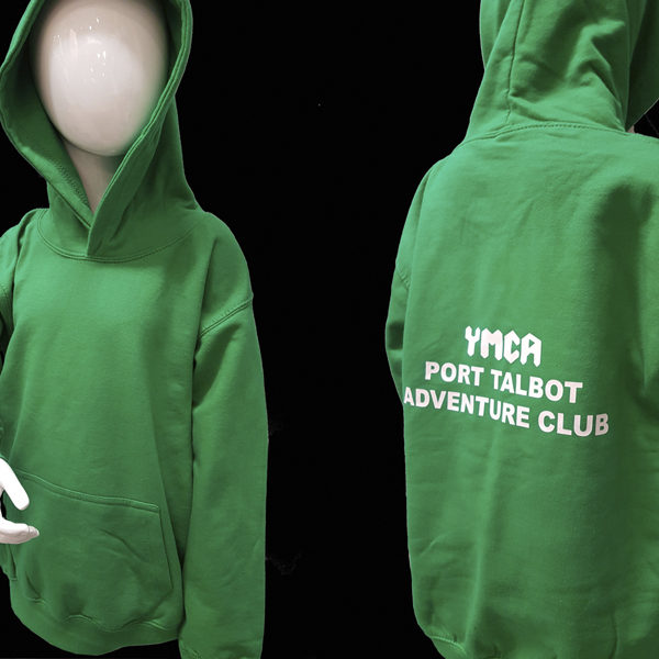YMCA Port Talbot hoodie