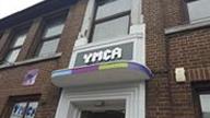 YMCA frontage